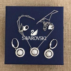 Swarovski set